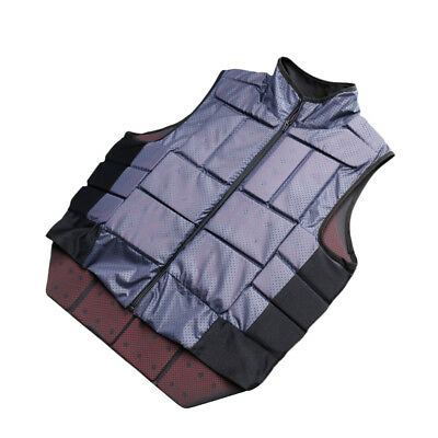 New Horse Riding Safety Waistcoat Equestrian Eventer Body Protective Vest