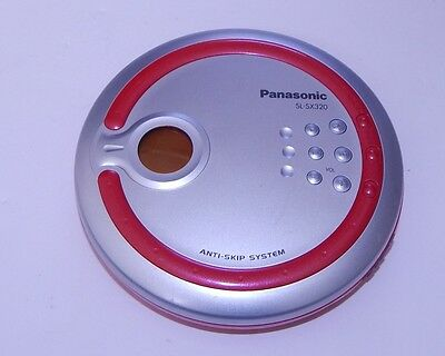Panasonic Portable CD Player SL-SX320 R13956