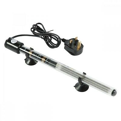 Hailea Aquarium Submersible Water Nutrient Heater Hydroponic 50w