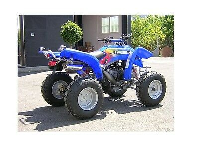 Auspuff Turbo Kit TKR Sport Quad Adly Her Chee ATV RS XXL Supersonic 50 2T AC LC