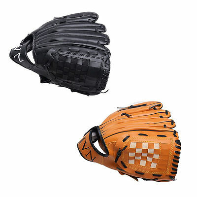 10.5/11.5/12.5'' Baseball Glove Softball Team Sports Left Hand Outdoor