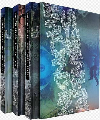 Unknown Armies 3rd Edition RPG - Deluxe Set