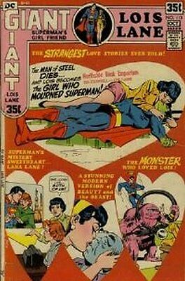 Lois Lane (Vol 1) Supermans Girl Friend # 113 (FN+) (Fne Plus+) DC Comics ORIG U
