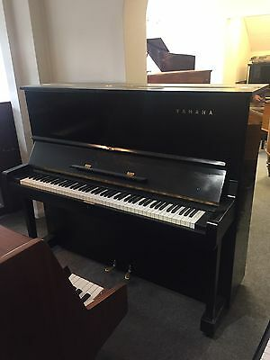 Yamaha U3 C Upright Fully Reconditioned-5 Year Guarantee