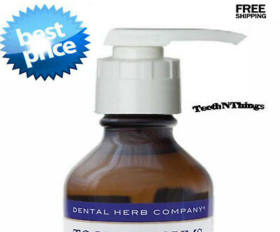 Dental Herb Company Tooth and Gums Tonic Dispenser Pump