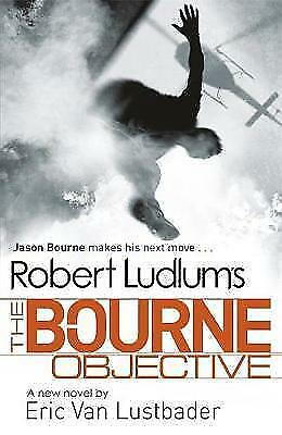 The Bourne Objective by Eric van Lustbader, Robert Ludlum, New Book