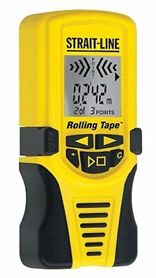 IRWIN Strait-Line Digital Rolling Tape Measure Electronic Measuring Calculations