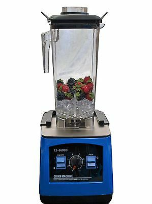 Commercial / Professional Counter Top Electirc Blender / Smoothie Mixer
