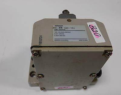 Omron Limit Switch 6Zb Q2-1N