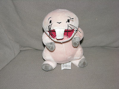 Disney Store RUFUS the NAKED MOLE RAT from KIM POSSIBLE Pink Plush