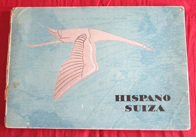 Hispano Suiza  catalogue luxe des carrossiers 32 et 46 CV  / GEO HAM
