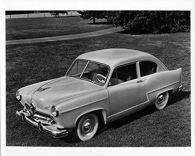 1951 Kaiser Frazer Henry J Factory Photo ad6409