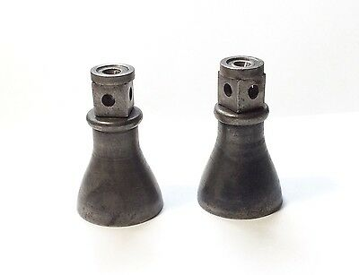 Pair Of Well Made Machinist Jacks