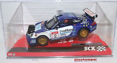 SCX 10a10159 Porsche 911 GT3 Rally Champion 1:3 2 Analogue NIP