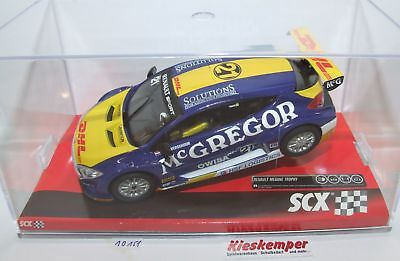 SCX 10a10151 Renault Megane Trophy Cup 1:3 2 Analogue NIP