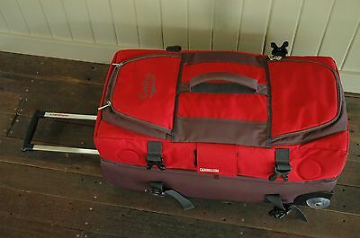 Large rolling travel bag Caribee PICKUP IPSWICH QLD