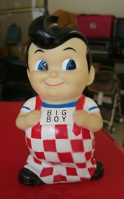 BIG BOY BOBS FRISCHS Elias Brothers Restaurants ADVERTISING Promo PLASTIC BANK