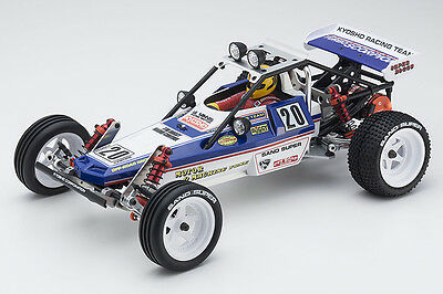 Kyosho Turbo Scorpion 1/10 Electric Powered R/C 2WD Racing Buggy Kit  KYO-30616