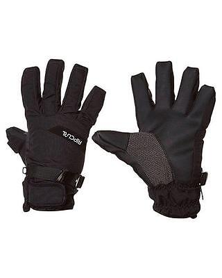 Rip Curl ROAM GLOVE Mens Snowboard Ski Mountain Waterproof Snow Gloves - Black