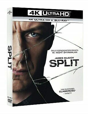 Split (4K Ultra HD + Blu-ray + Digital Download) [UHD]