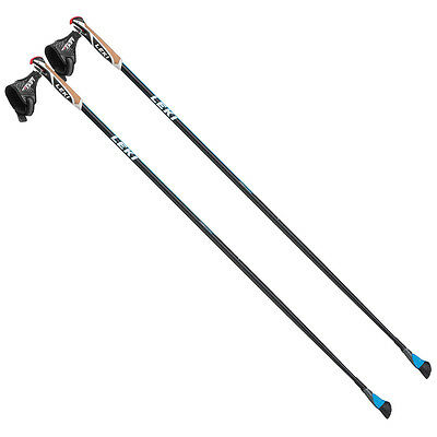 Leki Smart Comp Nordic Walking Stöcke Shark-(Active)Schlaufensystem Art. 6402540
