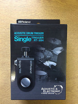 BNIB: Roland RT-30H Single Drum Trigger (RT30H)