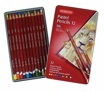 Derwent Pastel Pencils Assorted Sets