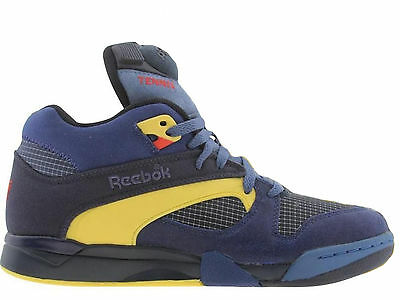 1a8f53e8e3bdf2 Brand New Reebok Court Victory Pump Men s Athletic Fashion Sneakers  J99006