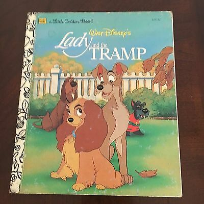 A Little Golden Book. Lady And The Tramp. 030700113X