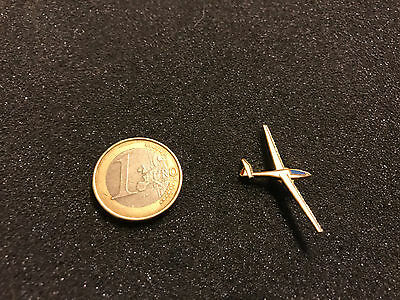 Flugzeug Plane Jet Airline Airforce Pin Badge edel No. 18