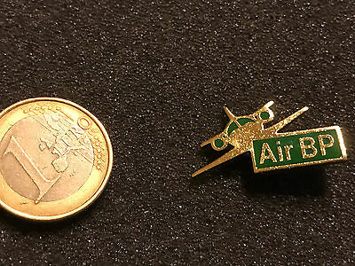 Flugzeug Plane Jet Airline Airforce Pin Badge edel BP Air No. 38