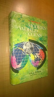 A Catalog of Modern World Coins 1850-1964 - eighth ed. by R.S Yeoman