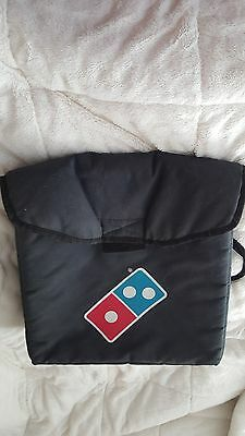 Large Dominos Heat Wave pizza or hot Delivery Warm Insulated Thermal bag NICE!!!