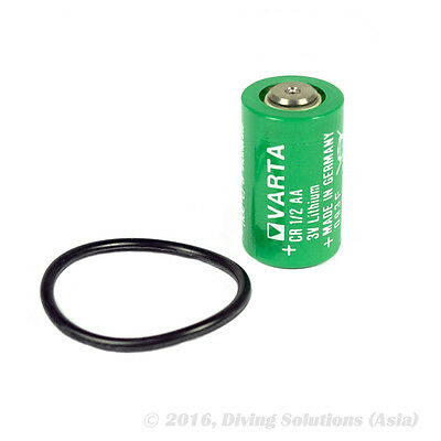Suunto Transmitter Battery Replacement & O-Ring