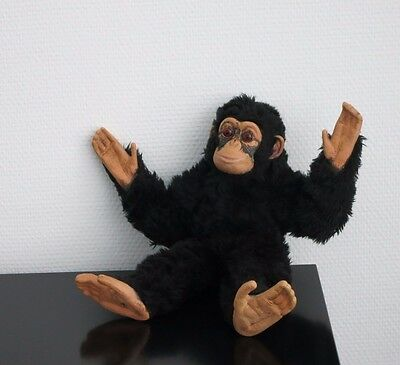 VINTAGE DEANS CHILDSPLAY TOYS MONKEY CHIMP SOFTTOY 1950`s - 1960`s ENGLAND