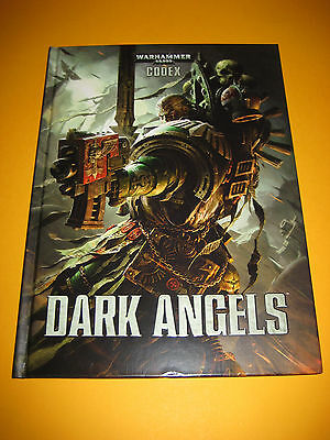Warhammer 40k - Codex - Dark Angels - Hardcover