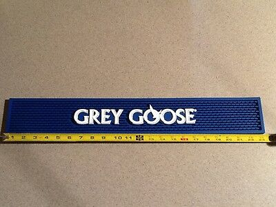 NEW Grey Goose Vodka Bar Spill Mat Rail Runner