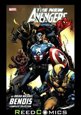 NEW AVENGERS BY BENDIS COMPLETE COLLECTION VOLUME 4 GRAPHIC NOVEL (480 Pages)