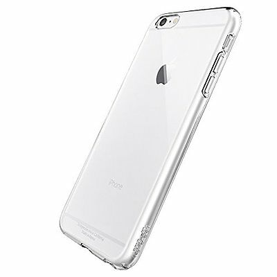 Joblot Bulk Wholesale of Crystal Clear Soft Cases for iPhone 6 Plus X100