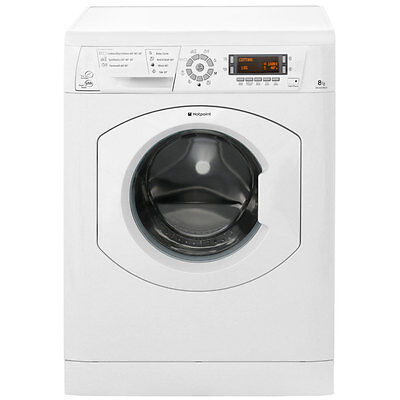 Hotpoint WMAO863P A+++ 8Kg Washing Machine White New from AO