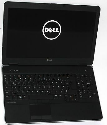 DELL Latitude E6540 i7 Quad core |128GB-SSD|4GB|Win10-Win7Pro|HD