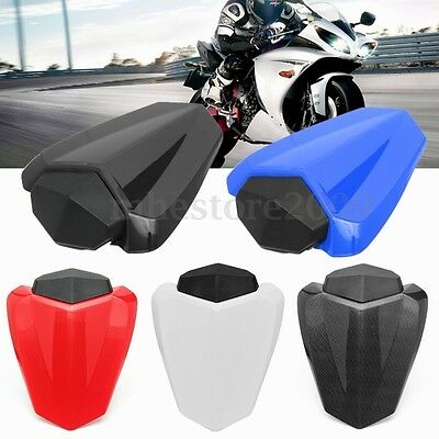 Rear Passenger Pillion Seat Cowl Fairing Cover For Yamaha YZF R1 2009-2014
