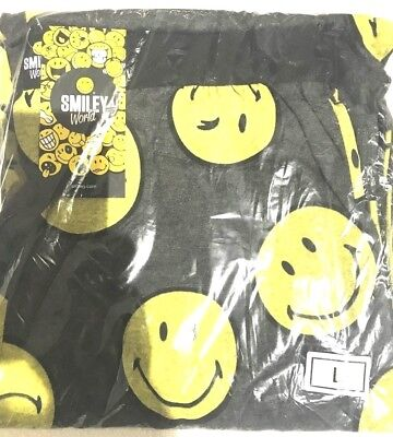 Men's Smiley World Smiley Face Ex Store Lounge Pants