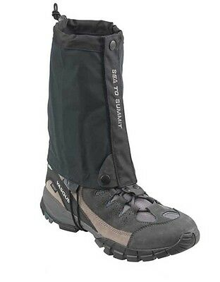 Sea To Summit Spinifex Ankle Gaiters Hunting Fishing Hiking Backpacking Trekking