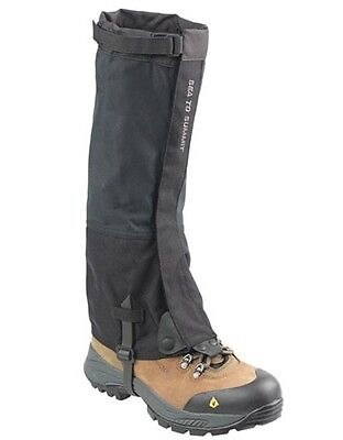 Sea To Summit Quagmire Canvas Gaiters Hunting Trekking Hiking Backpacking