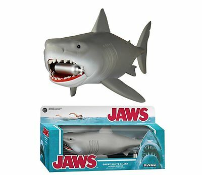 Jaws ReAction Figure - Great White Shark