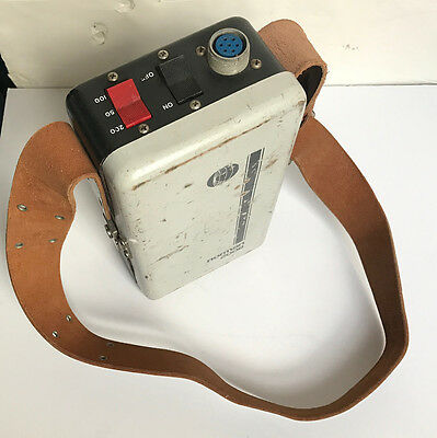 NORMAN 200B Strobe Battery Pack w/ Leather Strap