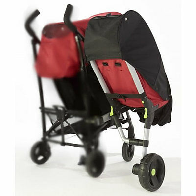Brand new in box Buggypod lite sunshade in black