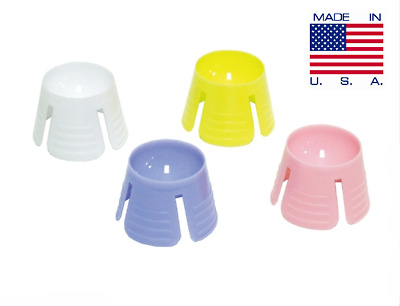 Dental Disposable Dappen Dishes 1000 pcs 4 Different Color and Assorted Set