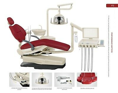 F3X Complete Dental Chair Unit Model - Ship From USA SMIL-0029